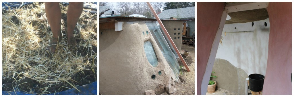 The Earthship/Greenhouse Project