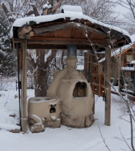 cob-oven-winter
